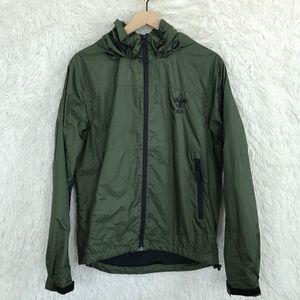 Boy Scouts Jacket Green Full Zip